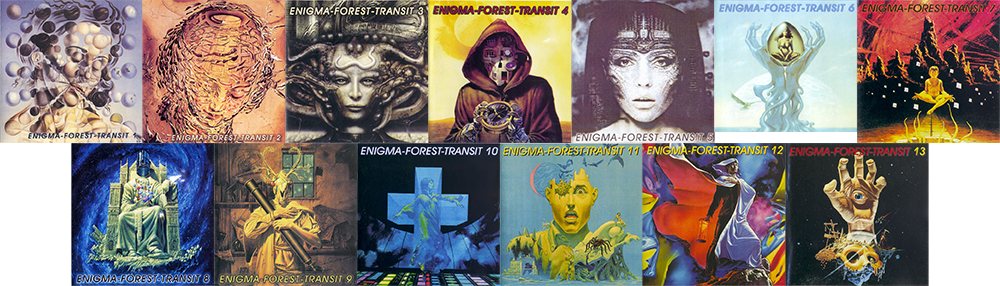 Download Va Enigma Forest Transit Vol 1 4 7 13 Discography 1998 1999 Mp3 320kbps Cbr And Flac Lossless Zip